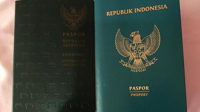 Apa Sih Beda Paspor 24 dan 48 Halaman