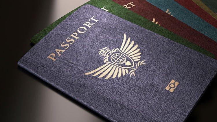 Paspor di Dunia Itu Ternyata Warnanya Cuma 4 Saja Lho, Ini Nih Alasannya